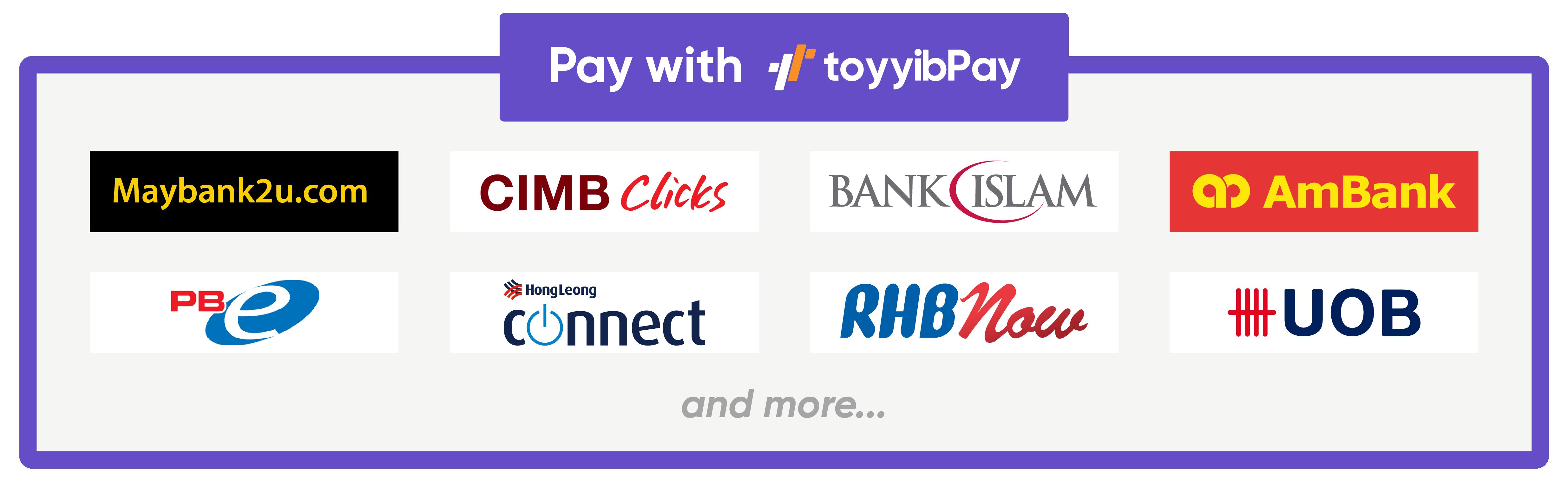 Online Banking Transfer FPX - Lebih Cepat, MURAH, Mudah & Selamat